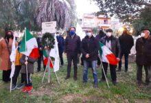 Carlentini | Giornata del Ricordo, cerimonia in memoria delle vittime di Tito