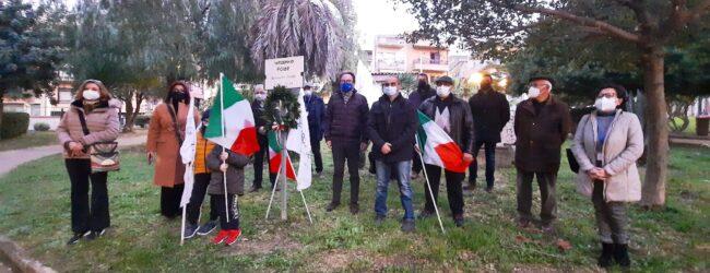 Carlentini   Giornata del Ricordo, cerimonia in memoria delle vittime di Tito