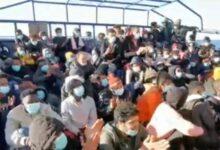 Augusta | Sbarco di un centinaio di migranti nel porto megarese