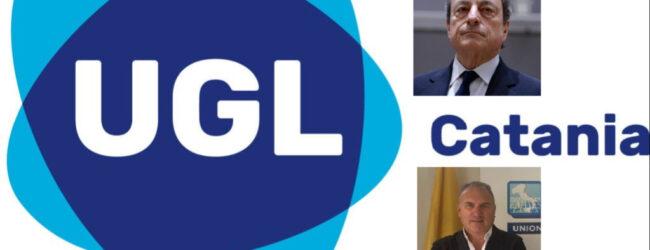 Catania | Appello della Ugl a Draghi: priorità alla Sicilia nell'agenda dell'esecutivo