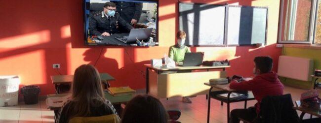Noto | Safer Internet day: l'Arma incontra gli studenti sul web