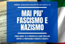 Augusta | Il Pd, Art 1 e l'Anpi per la proposta di legge Stazzema: sabato in piazza Duomo raccolta firme