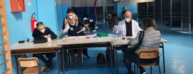 Augusta   Prime vaccinazioni in città per i docenti. Si svolgono al Costa