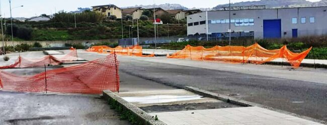 Lentini | Riqualificazione zona industriale, dopo mesi di interruzione riprendono i lavori