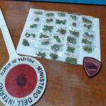 Siracusa e Provincia | Sequestrate 28 dosi di marijuana e denunciato un uomo con due pugnali