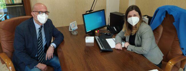 Augusta   Alloggi di edilizia popolare: incontro tra il sindaco e la presidente dell'Iacp