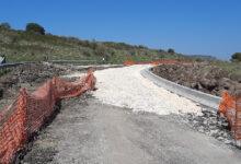 Carlentini | Ammodernamento strada provinciale 32 per Pedagaggi, lavori nel vivo