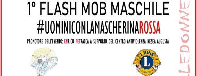 Augusta   Violenza sulle donne: Flash mob al maschile domenica in piazza Castello