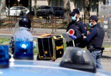 Siracusa | Stretta sui controlli anti covid: sanzionate 9 persone