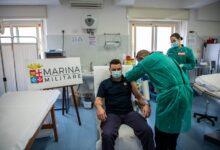 Augusta | Al via la campagna vaccinale al Comando Marittimo Sicilia