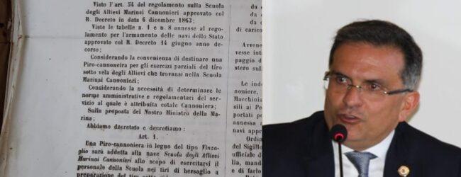 Augusta | Antichi decreti e leggi rinvenuti tra gli scaffali