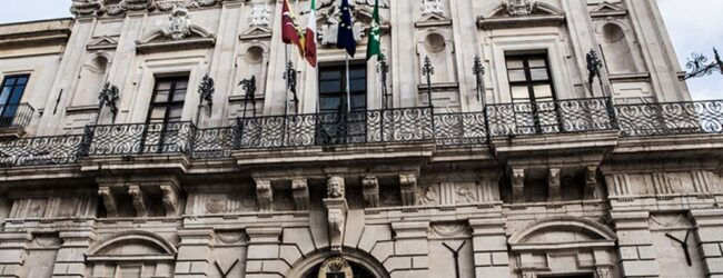 Siracusa | Sit-in del personale appaltante del Comune aretuseo