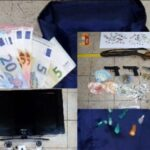 Siracusa | Scardinata roccaforte di una organizzazione criminale in via Italia 103