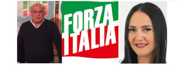 Augusta   Cristina Stelo coordinatrice Forza Italia -Azzurro Donna