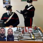 Carlentini | Rubavano un'impalcatura edile, sorpresi e arrestati dai carabinieri