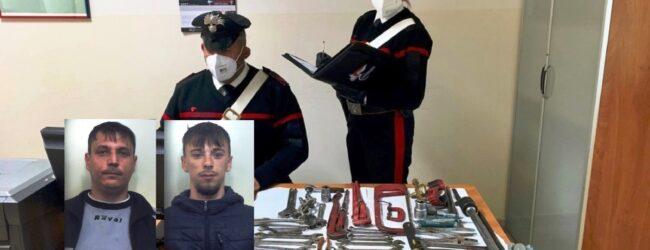 Carlentini | Nuovo tentato furto in contrada San Leonardo, altri due in manette