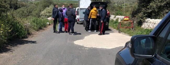 Noto | Corsa clandestina di cavalli sulla Maremonti: denunciate 16 persone