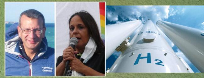 Siracusa   Manifestazione interesse idrogeno. Interviene Europa Verde Siracusa su ATI Sasol e Sonatrach