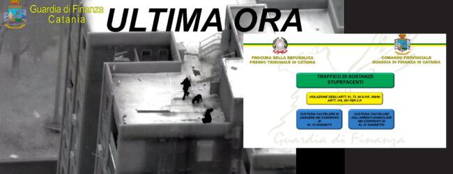 Augusta | Traffico di stupefacenti tra Catania e il carcere di Brucoli – 16 persone arrestate