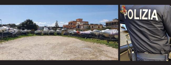 Augusta | Rimessa di natanti abusiva: ai trasgressori una sanzione di oltre duemila euro