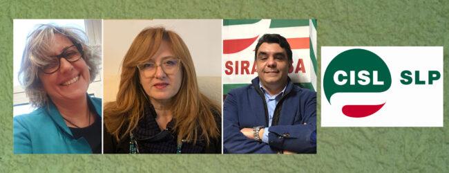 Siracusa | Gianna Criscione è la nuova segretaria generale della SLP Cisl Ragusa Siracusa