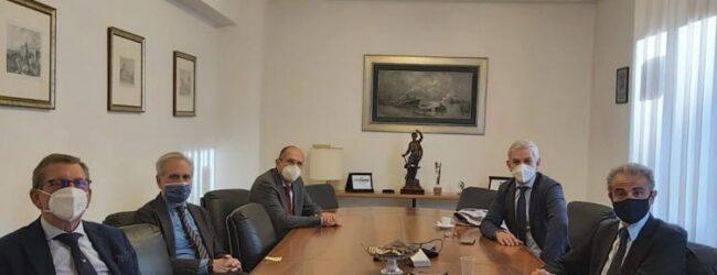 Siracusa | Prove di intesa tra Confindustria Siracusa e ADSP della Sicilia Orientale