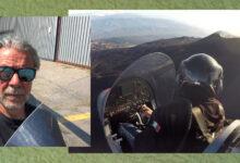 Catania | Franco Italiano tenterà il record del mondo di quota in autogiro