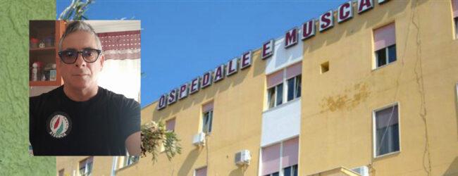 Augusta | Fiamma Tricolore  scende in campo  per l'ospedale Muscatello