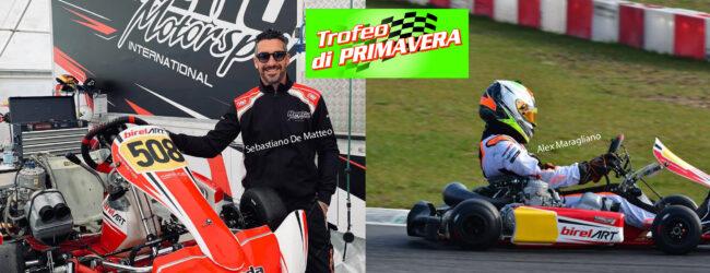 Messina | Karting. Sorpresa di Pasqua al 32° Trofeo di Primavera a Lonato per i siciliani