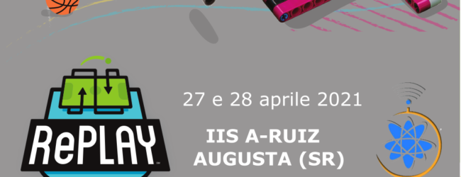 Augusta | Gare robotica: il Ruiz regional partner della First Lego League Italia