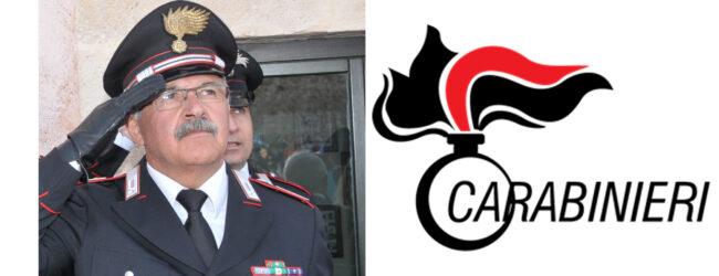 Siracusa | Carabinieri. Alfio Mammino saluta i Carabinieri