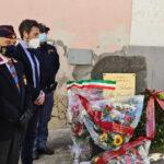 Lentini | Salvatore Reina e Carmelo Rao, una corona di fiori nel 56° anniversario del loro assassinio