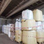 Siracusa | Sequestrate 70 tonnellate di pellet con marchio contraffatto e altri prodotti energetici