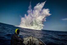 Trapani | Bonificata bomba d'aereo presso Pantelleria