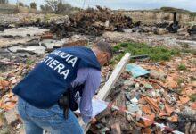 Augusta | Discarica abusiva a Campolato. Sequestrata area vicino la Baia del Silenzio