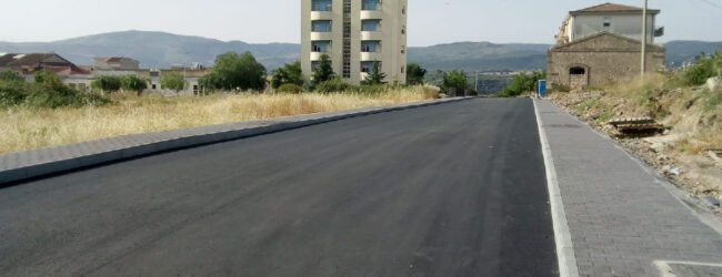 Francofonte | Prolungamento di via Luigi Rizzo, lavori in corso
