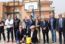 Lentini   Campo di basket in piazza Madonna del Castello, nessun illecito del club Lions