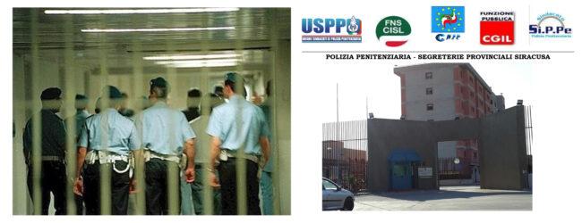 """Augusta   La Casa di Reclusione diventa una """"polveriera"""""""