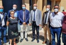 Carlentini | Centro vaccinale nella Protezione civile, questa mattina l'inaugurazione