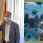 Melilli  | Covid-19.  Nominato Aurelio Saraceno consulente per il contrasto e il contenimento pandemico