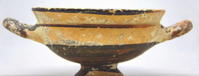 Lentini | Mostra dei reperti archeologici recuperati dalla Guardia di Finanza