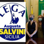 Augusta | L'Eurodeputato della Lega, Francesca Donato in visita all'Autorità di Sistema Portuale e al Comune