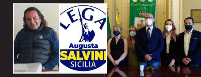 Augusta   L'Eurodeputato della Lega, Francesca Donato in visita all'Autorità di Sistema Portuale e al Comune