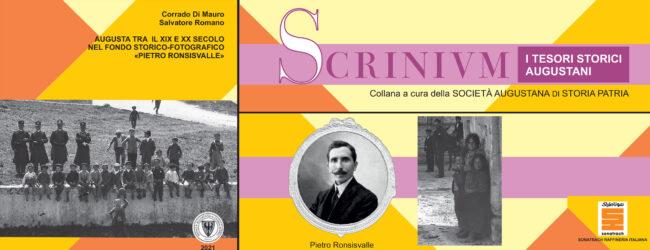 """Augusta   La Società Augustana di Storia Patria lancia il Fondo storico-fotografico """"Pietro Ronsisvalle"""""""