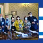 Augusta | Tante sfumature di azzurro per superare le barriere della diversità