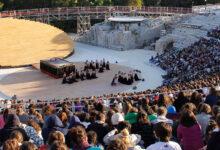 Siracusa | Il Teatro Greco di Siracusa potrà ospitare fino a tremila persone