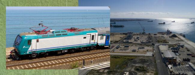 Augusta   L'ADSP vede inserito nel Pnrr l'intervento per la realizzazione dell'ultimo miglio ferroviario nel Porto di Augusta