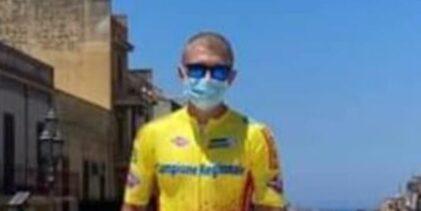 Melilli | Campionati regionali cronoscalata: Angelo Pitruzzello sul podio