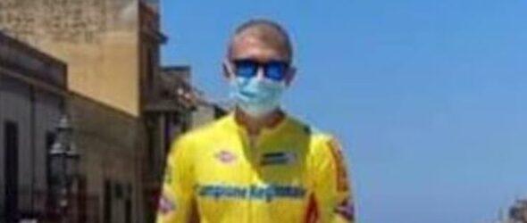 Melilli   Campionati regionali cronoscalata: Angelo Pitruzzello sul podio