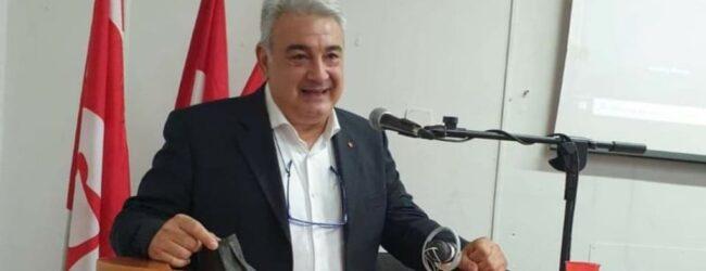 Catania | E' Carmelo De Caudo il nuovo segretario generale della Cgil etnea